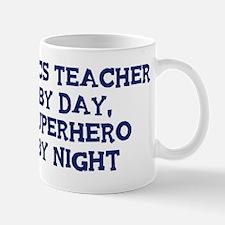 Civics Teacher by day Mug