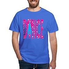 Fun Dance Heart T-Shirt