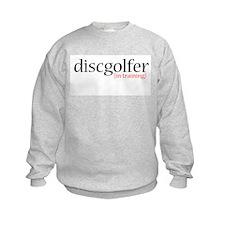 discgolf propaganda Sweatshirt