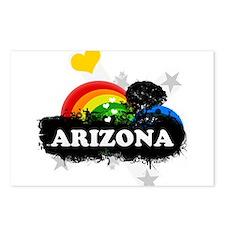 Sweet Fruity Arizona Postcards (Package of 8)