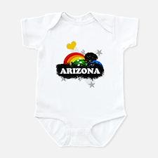 Sweet Fruity Arizona Infant Bodysuit