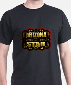 Arizona Star Gold Badge Seal T-Shirt