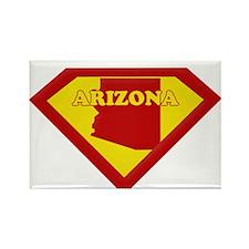 Super Star Arizona Rectangle Magnet