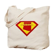 Super Star Arizona Tote Bag