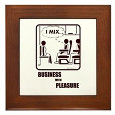 *NEW DESIGN* BUSINESS AND PLE Framed Tile