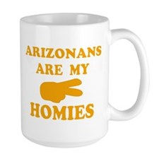 Arizonans are my homies Mug