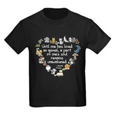 Until One Has Loved An Animal T