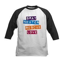 Spay Neuter Rescue Love Tee