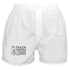 Love Animals Boxer Shorts