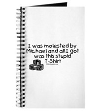 I was Molested by Michael Journal