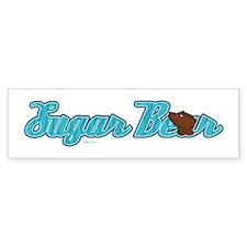 Sugar Bear Bumper Bumper Sticker