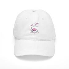 Some Bunny Loves Me Baseball Cap