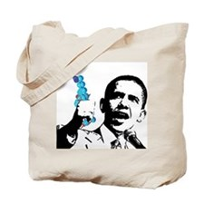 YES WE CAN protein Tote Bag