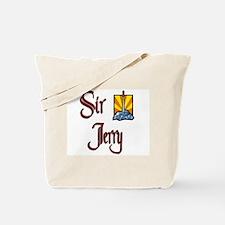 Sir Jerry Tote Bag