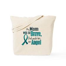 Angel 1 TEAL (Mom) Tote Bag