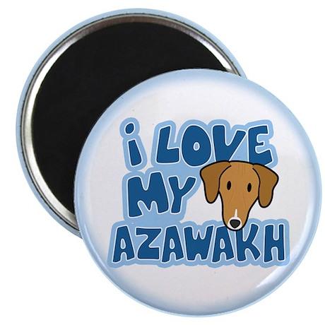 I Love my Azawakh Magnet