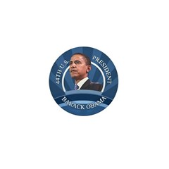 1-20-09 Inauguration Day Mini Button (10 pack)