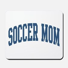 Soccer Mom Sports Nickname Collegiate Style Mousep