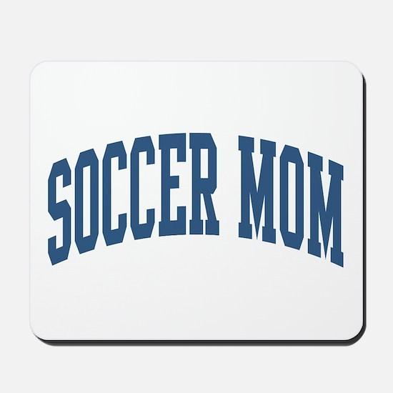 Soccer Mom Sports Nickname Collegiate Style Mousep
