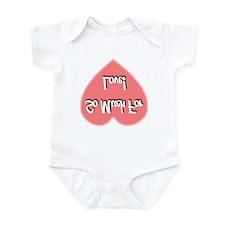So Much For Love! Infant Bodysuit