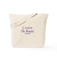 LOVE THE MENTALIST Tote Bag