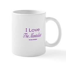 LOVE THE MENTALIST Mug