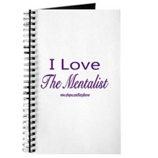 LOVE THE MENTALIST Journal