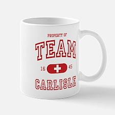 Team Carlisle (A) Mug