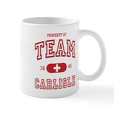 Team Carlisle (A) Small Mug