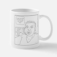 Unique Telephone operator Mug
