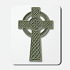 Cross 1 - stone Mousepad