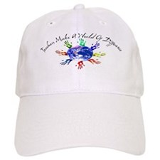 World of Difference Baseball Cap