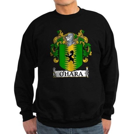 O'Hara Coat of Arms Sweatshirt (dark)