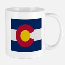 Colorado Stripe Custom Design Mug
