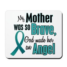 Angel 1 TEAL (Mother) Mousepad