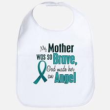 Angel 1 TEAL (Mother) Bib