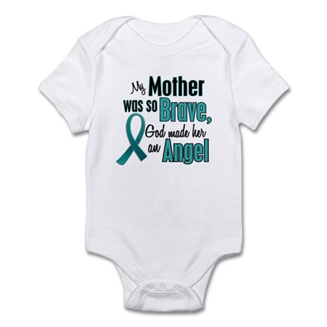 Angel 1 TEAL (Mother) Infant Bodysuit