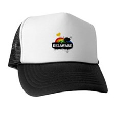 Sweet Fruity Delaware Trucker Hat