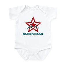 Unique Blockhead Infant Bodysuit