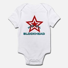Funny New kids block Infant Bodysuit