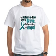 Angel 1 TEAL (Mother-In-Law) Shirt