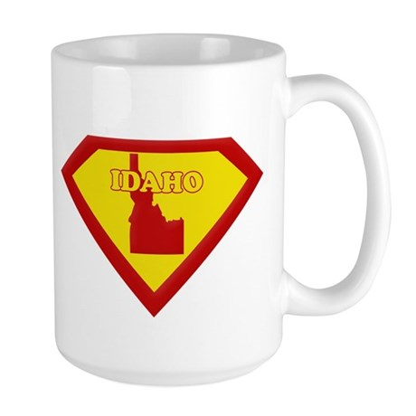 Super Star Idaho Large Mug