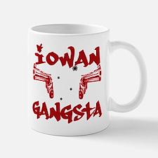 Iowan Gangsta Mug