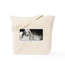 Horse Eye Art Tote Bag