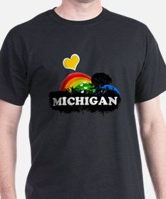 Sweet Fruity Michigan T-Shirt