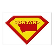 Super Star Montana Postcards (Package of 8)