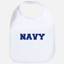 Navy Bib