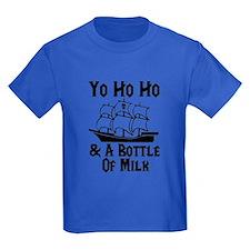 Yo Ho Ho and A Bottle Of Milk T