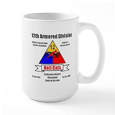 12th Armored Division 495th Mug