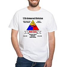 12th Armored Division 495th Shirt
